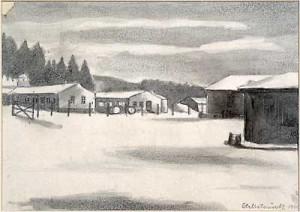 Ota Matoušek, Lager Flossenbürg, 1944