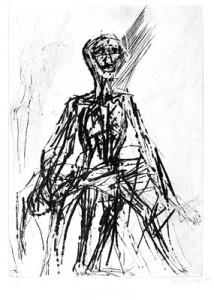 Isaac Celnikier, Triptychon 1 - Aus Flossenbürg entkommen
