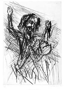 Isaac Celnikier, Triptychon 2 - Für seine Kinder
