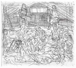 Isaac Celnikier, Zwischen Flossenbürg und Dachau