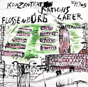 Karl Stojka, KZ-Lager Flossenbürg